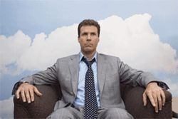 Will Ferrell as IRS agent Harold Click