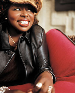 Angie Stone: Sanctified soul