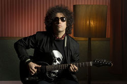 Rock out en español with Andrés Calamaro.