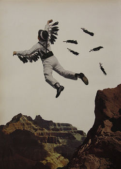 Javier Pinon's The Flight of Icarus at David Castillo Gallery