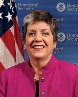 "Janet Napolitano: ""The border is as secure as it's ever been."""