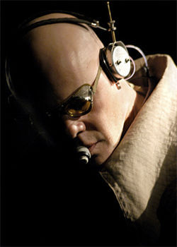 From the tender age of three, Thomas Dolby was hooked to  a machine