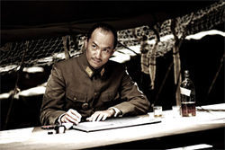Ken Watanabe as the poet-warrior Kuribayashi