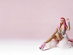 Enter Nicki Minaj&#039;s all-pink pleasure palace.