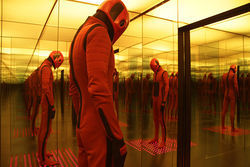 If you like Kubrick, you'll like Beyond the Black Rainbow.
