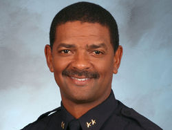 Fort Lauderdale Police Chief Frank Adderley denies that racial profiling drives the bike ordinance enforcement.