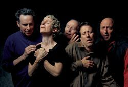 Bill Viola's The Quintet of the Astonished (2000)