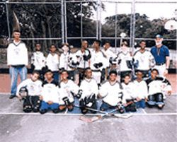 Former Coconut Grove roller hockey team; will there be a new one soon?