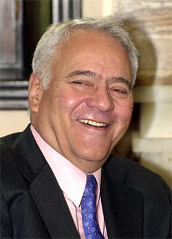 Former Bolivian President Gonzalo &quot;Goni&quot; S&amp;aacute;nchez de Lozada