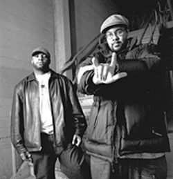 Blackalicious hits a bull's-eye