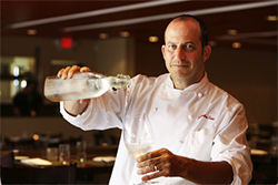 Chef Jonathan Eismann sells bottles no more.