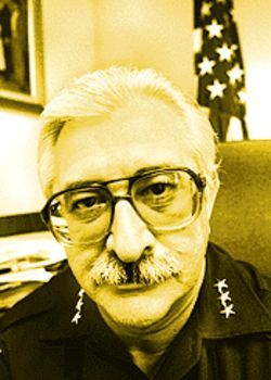 Clueless: Police Chief Rolando Bolaos, Sr., had absolutely no idea