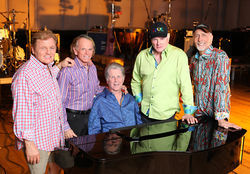 The Beach Boys: Surfin' for 50 years.