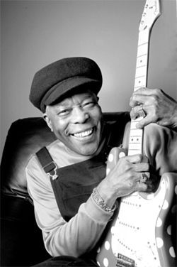 Buddy Guy may be the best guitar player of all time