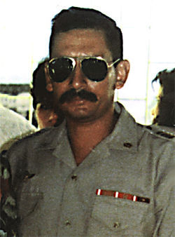 Telmo Ricardo Hurtado, who lived in Miami Beach for nearly five years, was a patrol leader during the 1985 massacre of dozens