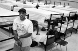 Inside the Camillus House shelter, Miami's destitute find  refuge from the streets
