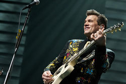 Rock like it's 1959 with Chris Isaak.