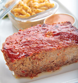 You like meat loaf? Of course you do.