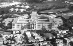 The Belén campus in Havana was a world apart