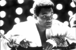 The greatest ... imitation: Will Smith makes for a credible Cassius Clay in a film that spins a familiar tale