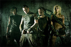 Combichrist: Good, clean fun.