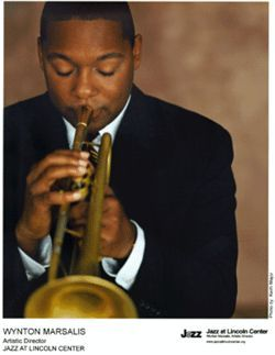 Wynton Marsalis (pictured) and Yacub Addy have been  friends and collaborators for years