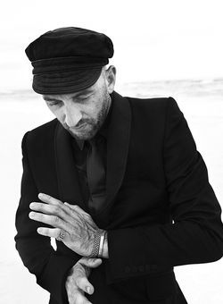 Crosstown Rebels label head Damian Lazarus