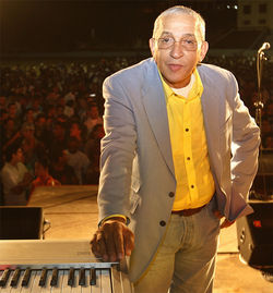 Los Van Van bandleader Juan Formell is the grandfather of the timba scene.