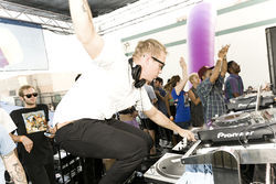 Ride a manatee to WMC with Diplo.