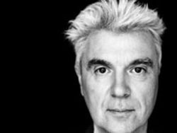 David Byrne: Everything that will happen will happen Saturday.