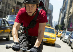 Joseph Gordon-Levitt in Koepp's latest, Premium Rush.