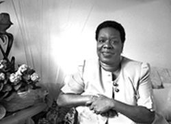 Daisy Black: First black mayor of El Portal and longest-serving council member, but she still has to survive mudslinging every two years