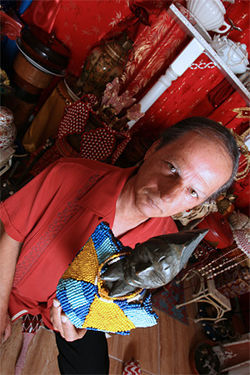 Pichardo: A Santería luminary with international cachet