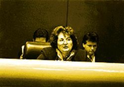 Eleven months and counting until the day of reckoning for Commissioner Natacha Millan