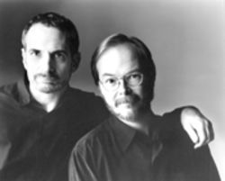 Two for the Road: Donald Fagen and Walter Becker still doing dirty work as Steely Dan