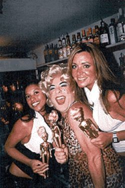 Golden Girls: Shelley Novak and friends