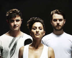 Oil your racket. It's time to party with Dragonette.