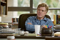 Redford: As milk-and-cookies as ever