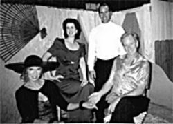 Channeling Ethel Merman: Marjorie Manushaw, Lori Dolan, Ross Pivec, and Ivan Saltz