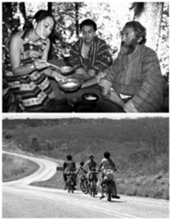 More beauties from Bhutan; a road movie Brazilian 