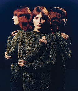 Florence + the Machine: No gimmicks.