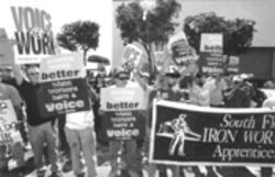 The ironworkers union campaign at RC Aluminum Industries riled the management and roiled the workers