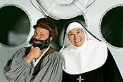 Ahoy! and Oy! The Little Sisters and Tevye at sea in Meshuggah-Nuns!