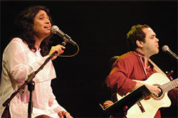 Gema y Pavel travel the span of the Cuban diaspora in their music.