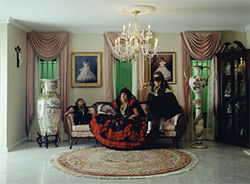 Luis Gispert&#039;s Untitled (Living Room), 2003