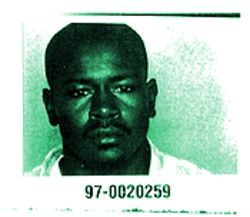 Back in the day: Trick's mug from an early arrest