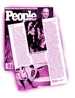 Magazines like People couldn't get enough of Paciello