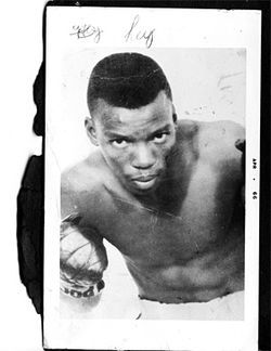 Ali took him in as a runaway; three years later Grady Ponder was one of the best boxers in Miami