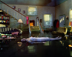 """Untitled (Ophelia)"" by Gregory Crewdson."