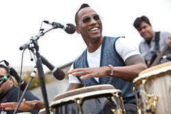 Boogie with Pedrito Martinez.